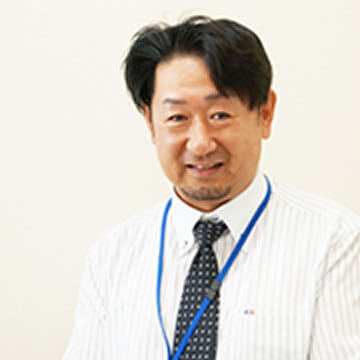 営業企画課長 鈴木 聡二
