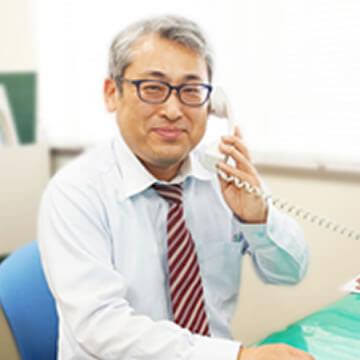 総務課長 加藤 学